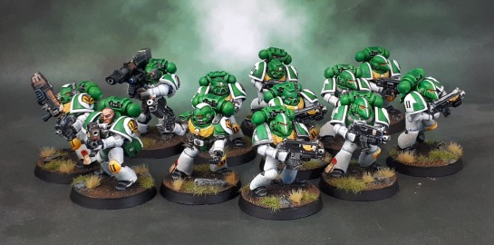 Mentor Legion Tactical Reinforcements, Mentors