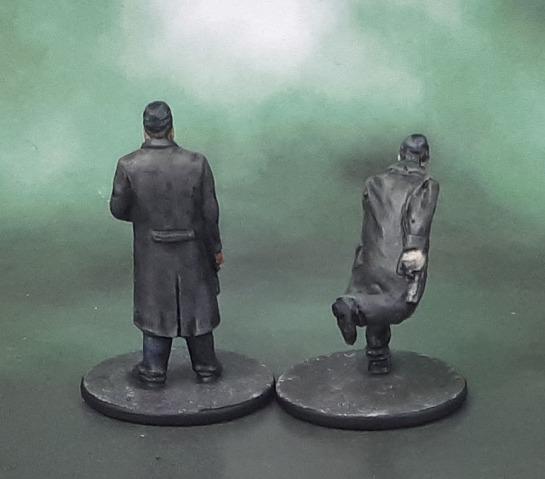"""Zombicide """"Lucius"""" (Jean Reno: Leon: The Professional)"""