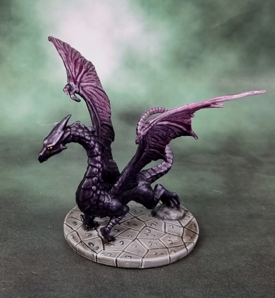 Dungeons and Dragons, D&D, Legend of Drizzt - Shimmergloom, Shadow Dragon