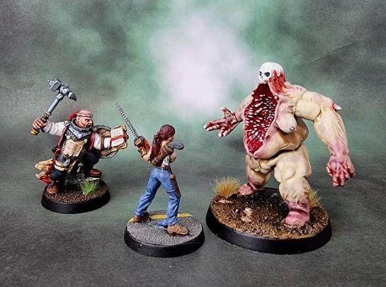 Reaper Bones 44021: Maggotcrown Bonesack