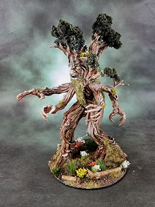 Dungeons and Dragons, WizKids WK73532 D&D Nolzurs Marvelous Miniatures Treant