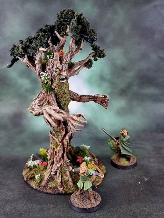 Dungeons and Dragons, WizKids WK73532 D&D Nolzurs Marvelous Miniatures Treant