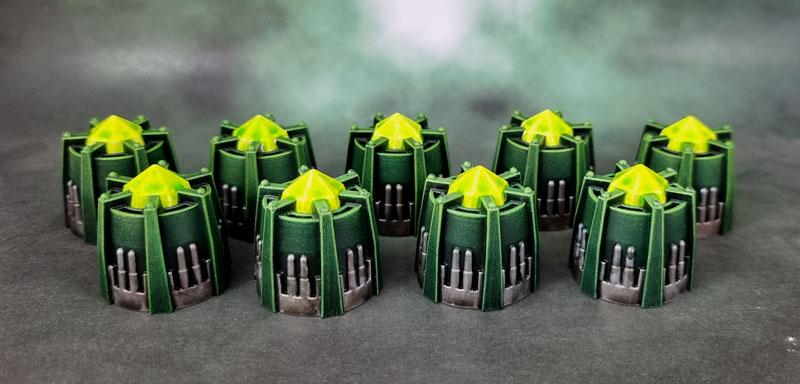 "Kill Team: Pariah Nexus - Necron ""Barrels"""