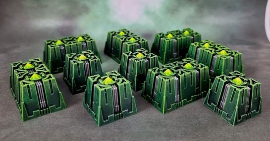 """Kill Team: Pariah Nexus - Necron """"Crates"""""""