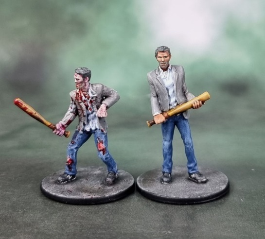 """Zombicide """"Doc"""" (Hugh Laurie as Dr. Gregory House)"""