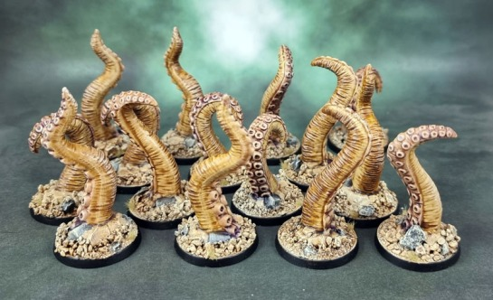 Shadows of Brimstone: Tentacles