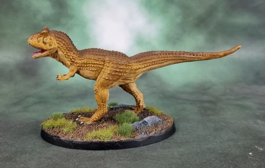 Reaper Bones Black 44080: Carnotaurus