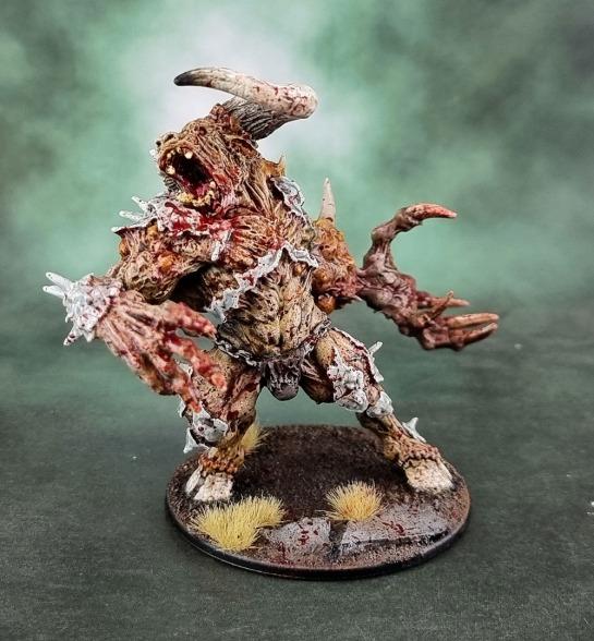 Zombicide Black Plague: Zombie Bosses - Abominotaur