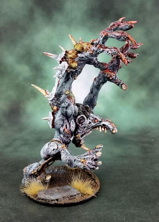 Zombicide Black Plague: Zombie Bosses - Abominatroll