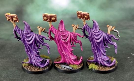 Shadows of Brimstone: Void Sorcerers