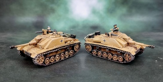 Battlefront Miniatures 15mm Stug III G