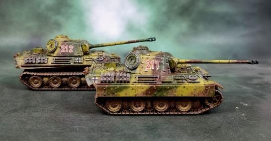 Battlefront Miniatures 15mm Panther G