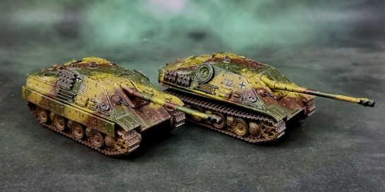 Battlefront Miniatures 15mm Jagdpanther